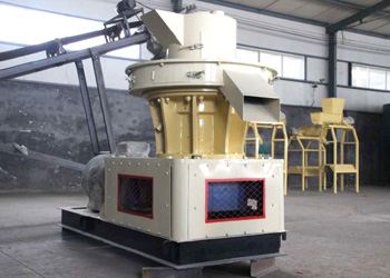 Coconut Shell Pellet Mill